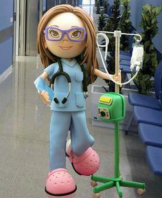 Fofuenfermera personalizada!