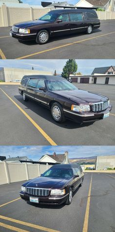 1998 Cadillac Commercial Chassis Superior Statesman Hearse [well kept in great shape] Keep On, New Tyres, Casket, Cadillac, Commercial, United States, Wellness, The Unit, Shape