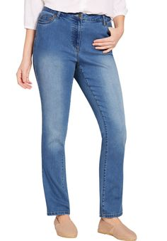 84e84ed9405 Skinny Stretch Jean - Women s Plus Size Clothing Stretch Jeans