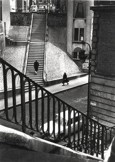 Paris 1964  Photo: Alfred Eisenstaedt