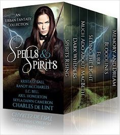 Spells and Spirits: An Urban Fantasy Collection - Just $0.99! | Novel Reads Cafe