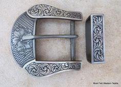 Item 006236 - New Handmade EDDY MARDIS Belt Buckle - Must Fish Western Tackle - Picasa Web Albums