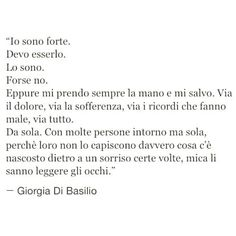 "BLOW on Instagram: ""#frasi #frasimotivazionali #frasivere #frasibelle #frasivita #frasiblow #frasedelgiorno #pensierodelgiorno #pensieri #pensiero #scritte…"" Dark Quotes, Tumblr Quotes, Some Quotes, Words Quotes, My Emotions, Feelings, Andrea Camilleri, Italian Quotes, Love Phrases"
