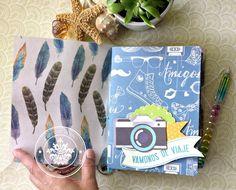 CUADERNOS DE VIAJE TIPO MIDORI Te traemos inspiración para fin de semana, nada mas que unos cuadernos perfectos para registrar todas tus vacaciones, que quedaron hermosos, además te presentamos un poco de la historia de estos cuadernos japoneses, este fin de semama, crea lo inimaginable
