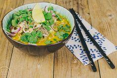 Khao soi turkey curry / Hannan soppa