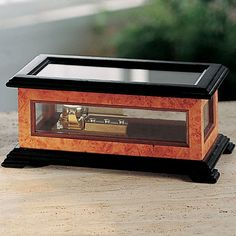 Music Box Plan - www.rockler.com