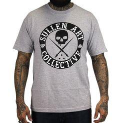 Sullen Men's All Day Badge Tee