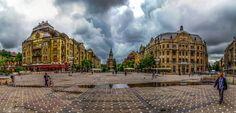 Timişoara Romania, Building, Travel, Impressionism, Viajes, Buildings, Destinations, Traveling, Trips
