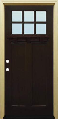 Fiberglass Woodgrain Front Door Similar To This Divided