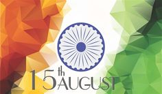 15th August Independence Day With Indian Flag Wallpaper
