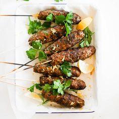 Beef mince Kebabs - All Diseases Healthy Beef Recipes, Healthy Meats, Kebab Recipes, Cooking Recipes, Beef Mince Recipes, Meals With Mince Beef, Minced Beef Recipes Easy, Cooking Videos, Healthy Foods
