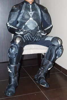 Dainese T-age racing suit by spunkybox, via Flickr