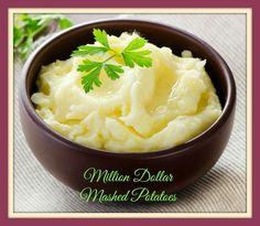 Million Dollar Mashed Potatoes