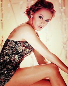 Kylie Minogue Vogue Australia