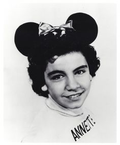 Today, 71 years ago on 10-22 in 1942 - Annette Funicello  was born. She was of course an original Mouseketter and later a hit 60's movie actress. We lost Annette this year on Apr. 8, 2013.