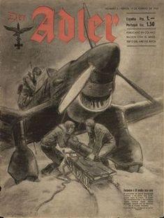 Der Adler №3 10 Febrero 1942 (reup)