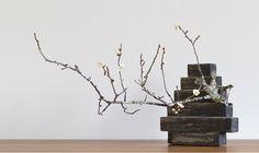 TABUCHI Taro - anagama vase