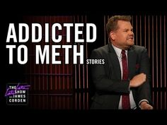James Corden is Addicted to Meth (Stories)