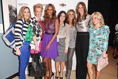 The ladies behind Strut.
