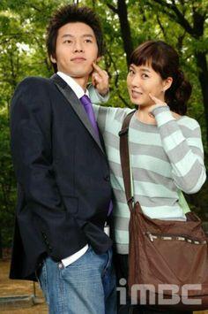 My Lovely Sam Soon staring Kim Sun Ah & Hyun Bin
