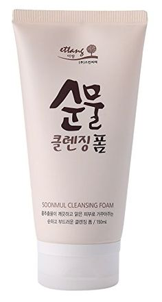 Ettang Soonmul Foam Cleansing Made in KOREA * Check this awesome product by going to the link at the image. (Note:Amazon affiliate link)