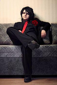 Gerard Way Cosplay