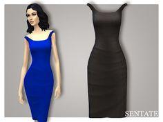 My Sims 4 Blog: Sentate's Kruella Dress
