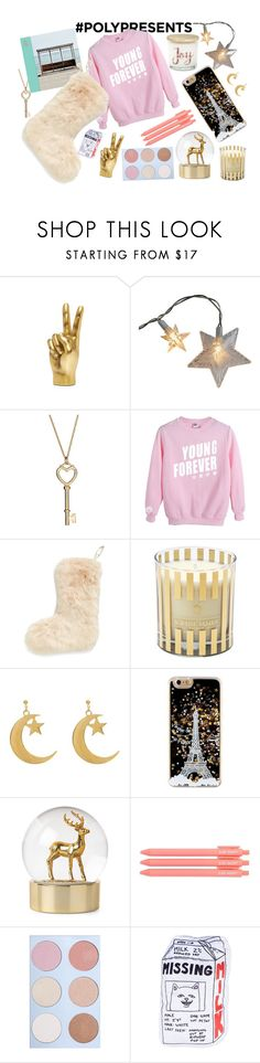 """#PolyPresents: Stocking Stuffers"" by hschommer ❤ liked on Polyvore featuring Nordstrom, RIPNDIP, contestentry and polyPresents"