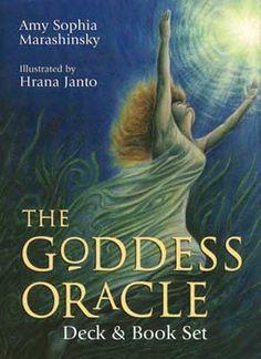 Goddess Oracle set by Amy Sophia Marashinsky & Hrana Janto [DGODORA] - $29.00 : Wicca, Pagan and Occult Practice Mega Store - www.thetarotoracle.com