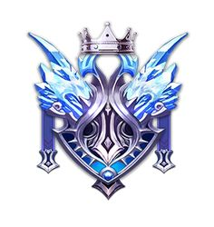 3d Artwork, Fantasy Artwork, Fantasy Logo, Unique Playing Cards, Hunter Logo, Dragon Warrior, Game Logo Design, Tribal Tattoo Designs, Fantasy Weapons