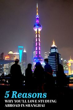 Are you ready for Shanghai?