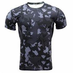 Build Your Brand Camouflage Tee Shirt T-SHIRT CAMO DAMEN XS S M L XL NEU