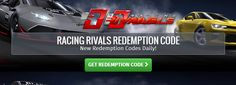 Racing Rivals Redemption Code - New Redemption Codes Daily!