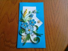 Quilling, Brooch, Cards, Design, Bedspreads, Map, Design Comics, Quilling Art, Paper Quilling