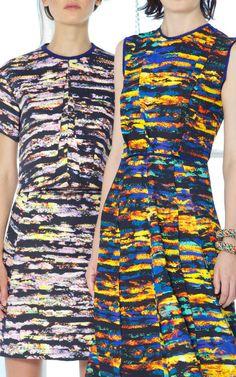 Cedric Charlier Resort 2015 Trunkshow Look 21 on Moda Operandi