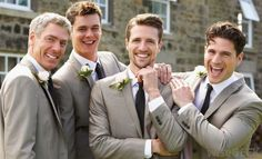 Official Blog Of Weddingbuy.co.uk: How to pick groomsmen and ...
