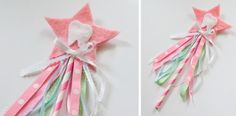 DIY tooth fairy wand...fun idea for kids