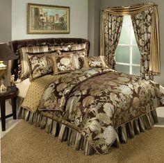 croscill bradney king 4pc comforter set king comforter sets king comforter and comforter