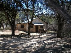 Cabin 16 at the Mayan Dude Ranch in Bandera Texas about 45 miles north of San Antonio.  What a place to enjoy a dude ranch and the Hicks' family make it much more enjoyable