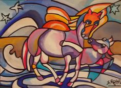 Pintura en Gouache