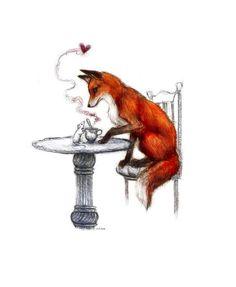 Fox Tea! :D