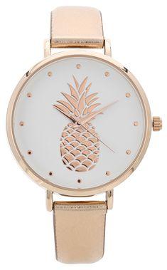 Damenschmuck en or rose bijou brigitte Fancy Watches, Simple Watches, Cute Watches, Amazing Watches, Beautiful Watches, Stylish Watches For Girls, Trendy Watches, Casual Watches, Fashion Watches