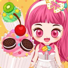 #NEW #iOS #APP Cute Baker Cupcake - LiXia Li