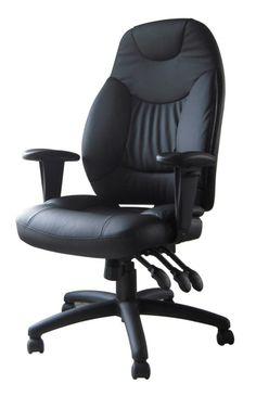 Günstige Bürostühle und Bürosessel – Vor- und Nachteile - Günstige Bürostühle und Bürosessel schwarz breite lehne