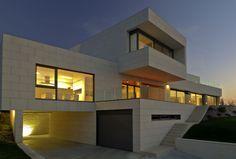 Vivienda Unifamiliar en Perbes - Díaz y Díaz Arquitectos #diseño #arquitectura #galicia