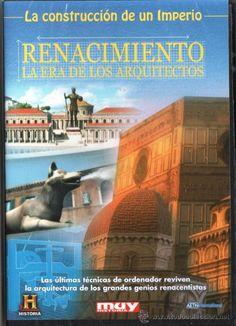 Renacimiento, la era de los arquitectos: la construcción de un Imperio (2007). Signatura DOC (ARQ) 63. No catálogo: http://kmelot.biblioteca.udc.es/record=b1514779~S1*gag