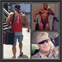 Support Military Muscle shares......  @bigdave208   US MARINE CORPS