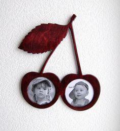 Photo frame Wall Photo frame Custom photo Grandparent by SKWoodArt
