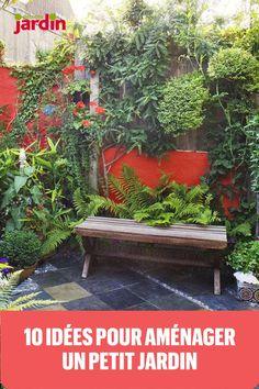 Les conseils de Détente Jardin pour aménager quelques mètres carrés de jardin Outdoor Furniture, Outdoor Decor, Plants, Recherche Google, Spa, Gardens, Home Decor, Garden, Diy Furniture