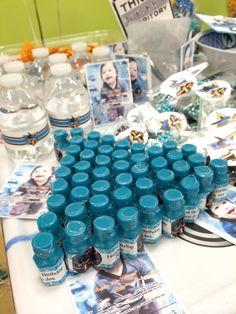 San Jose Sharks Party Supplies Favors Kid party ideas Pinterest